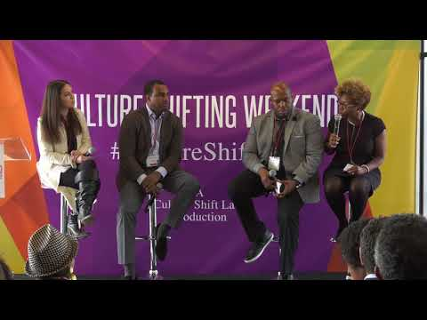 8th annual Culture Shifting Weekend NYC - Institutional Investor Panel