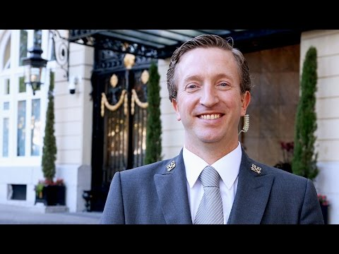 How Hotel Ritz Madrid's Chief Concierge Runs His Legendary D