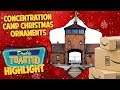 AUSCHWITZ CHRISTMAS ORNAMENTS | WTF WAS AMAZON THINKING?!