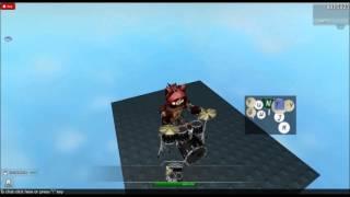 Roblox Drum solo (melhor no YouTube)