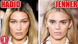 This Is How The Jenner and Hadid Sisters Copy Each Other
