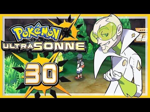 POKÉMON ULTRASONNE # 30 ☀️ Komische Kauze am Friedhof! [HD60] Let's Play Pokémon Ultrasonne