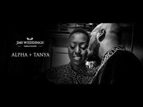 Love is not blind, Love is Patient // Alpha & Tanya ( Tanzania Wedding Film )