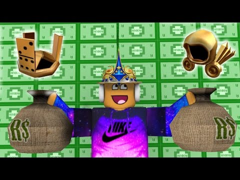 IM GETTING RICH ON ROBLOX!!! Trading Up My Items! [Part 30]