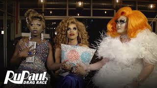 RuPaul's Drag Race (Season 8) | Condragulations!! Top 3 React to the Finale | Logo