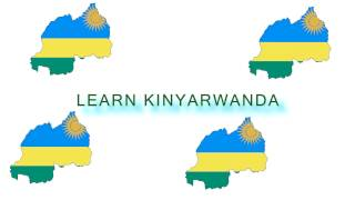 Learn Kinyarwanda Lesson #1