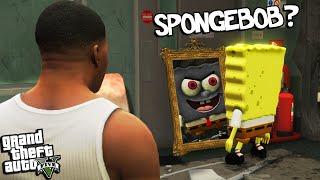 SPONGEBOB the IMPOSTER in GTA 5