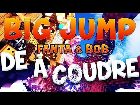 BIG JUMP SUR LE FANTABOBWORLD - DÉ A COUDRE avec Fanta et Bob