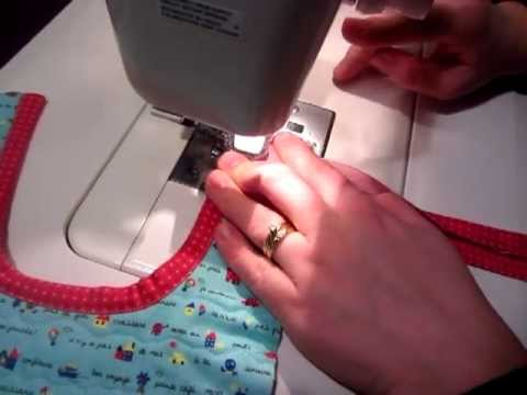 Busyquiltmom: How To Apply Bias Binding