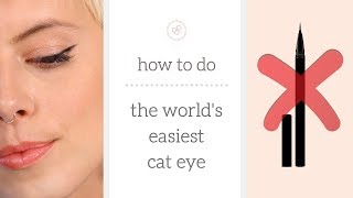 The World's Easiest Cat Eye | Great For Beginners