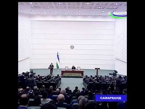 Shavkat Mirziyoyev Samarqand Xalqi Haqida!!! Samarqand Our Office!😂😂