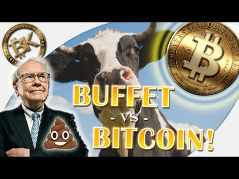 [5.10.2018] Buffett = Bull$h*t 🔷 Warren Buffet 2018 Bitcoin Prediction 🔷 Crypto News Live