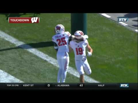 Wisconsin Badgers at Michigan State Spartans in 30 Minutes - 9/24/16