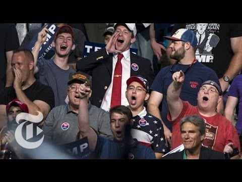 Unfiltered Voices From Donald Trump's Crowds | The New York Times