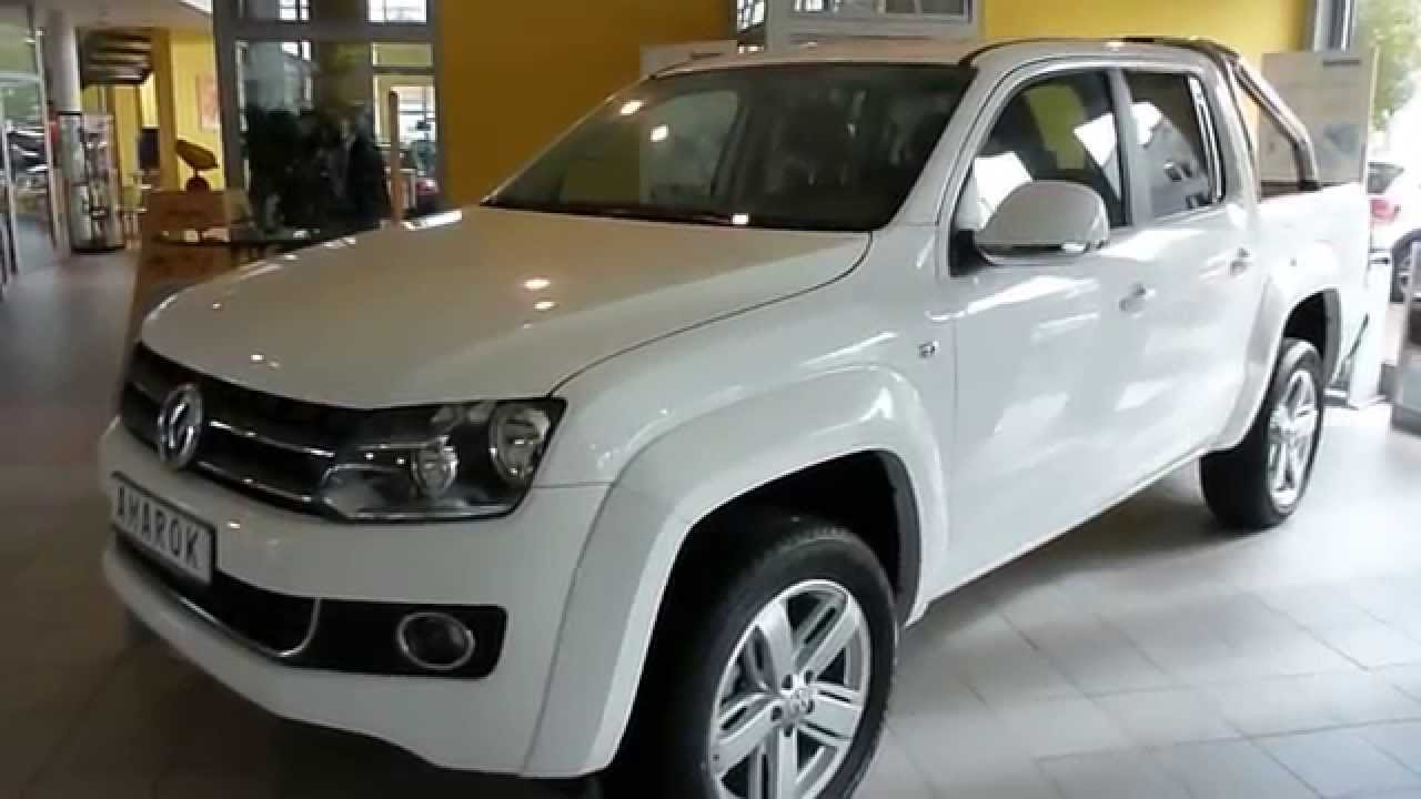 vw amarok 2 0 tdi 4x4 pick up 2011 see also playlist. Black Bedroom Furniture Sets. Home Design Ideas