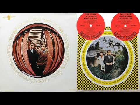 Captain Beefheart & His Magic Band - Safe As Milk (1967) [MONO Mix] {Full Album}