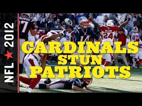 Cardinals vs. Patriots 2012: Stunning Finish as Kolb Leads Cardinals, Gostkowski Misses Wide Left