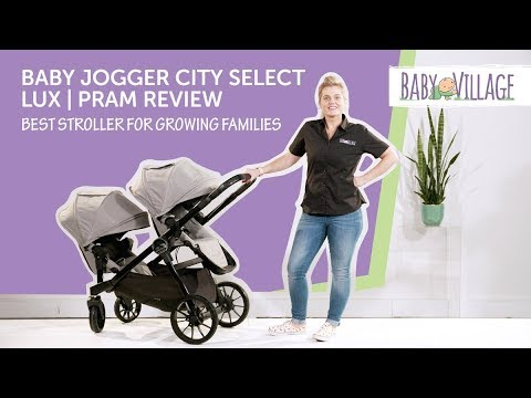 Baby Jogger City Select Lux Pram Review Best Stroller For Growing Families