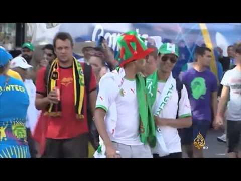إصرار على فوز منتخب الجزائر ونسيان خسارته