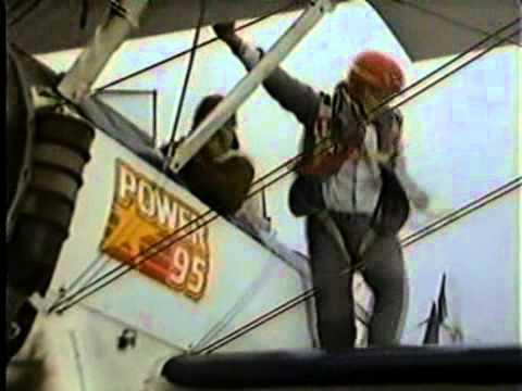 WPLJ 95.5 FM commercial (1987)