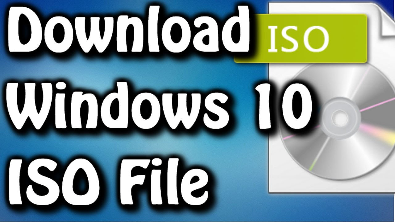 How To Download Windows 10 ISO File Directly From Microsoft ✔