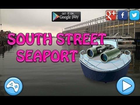 South Street Seaport Walkthrough | Escape Games