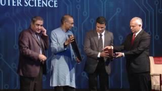 Infosys Prize 2016 Ceremony thumbnail