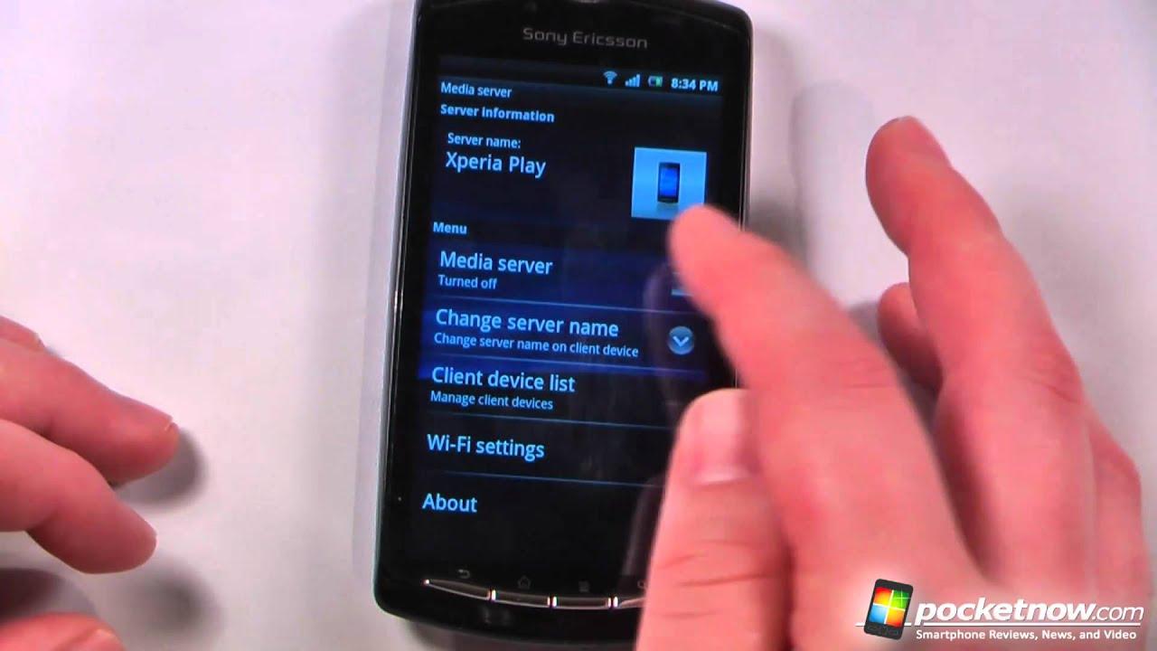 Sony Ericsson XPERIA Play Review   Pocketnow