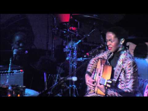 Lauryn Hill  Love is Stronger Than Pride   at The Howard Theatre