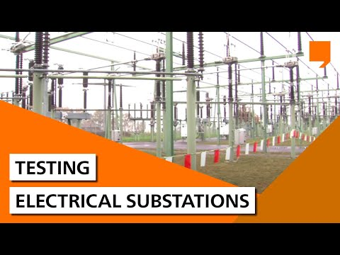Testing Electrical Substations