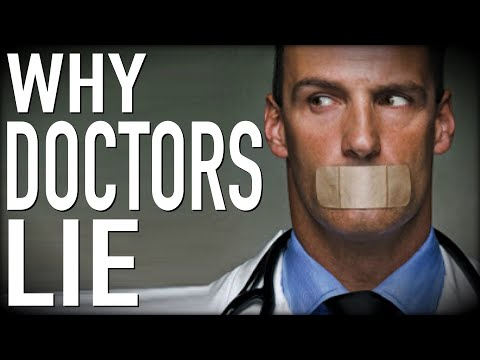 Why Your Doctor Is Lying To You   Dr. Michael Greger