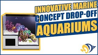Innovative Marine Concept Drop-Off Aquariums: What YOU Need to Know
