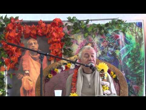 Бхагавад Гита 12.13 - Чайтанья Чандра Чаран прабху