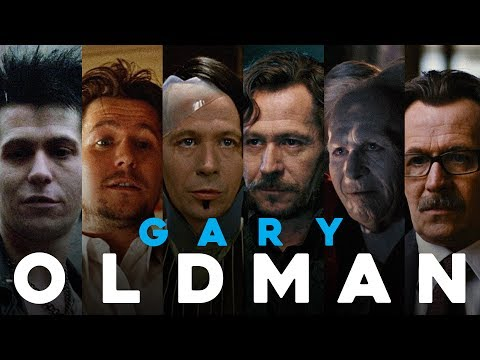 The Many Accents of Gary Oldman