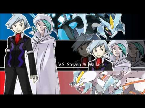 Pokemon - Steven And Wallace's Champion Theme (Black 2/White 2 Version)