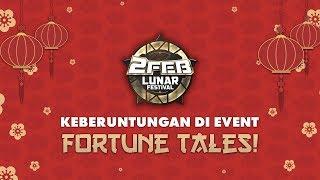 Dapatkan Semua Keberuntungan di Event Fortune Tales