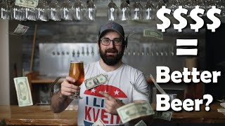 Does Expensive Equipment Make Better Beer? | Blonde Ale | CO2 Hacks