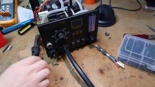 Aoyue 968 Hot Air Unit Repair