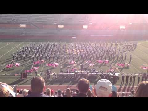 Smithson Valley High School Marching Band 2014 - 2015 Area