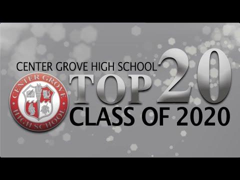 Center Grove High School: Class of 2020 Top 20