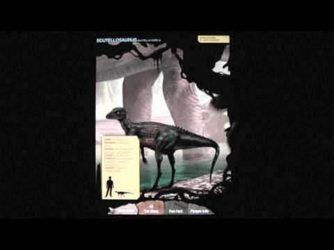 Ultimate Dinopedia iPad App Review CrazyMikesapps.com