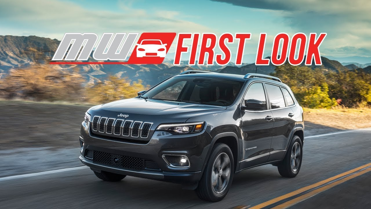2019 Jeep Cherokee | First Drive - YouTube