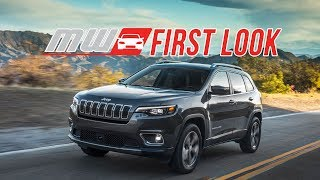 2019 Jeep Cherokee | First Drive