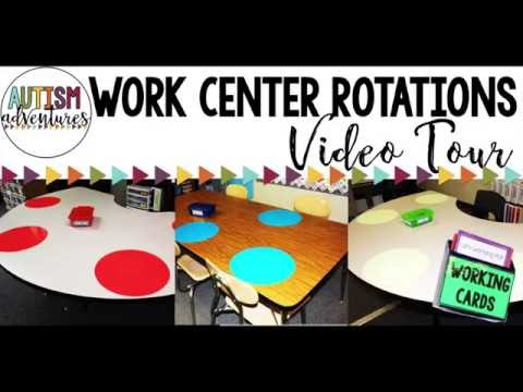 Work Center Rotation Tour