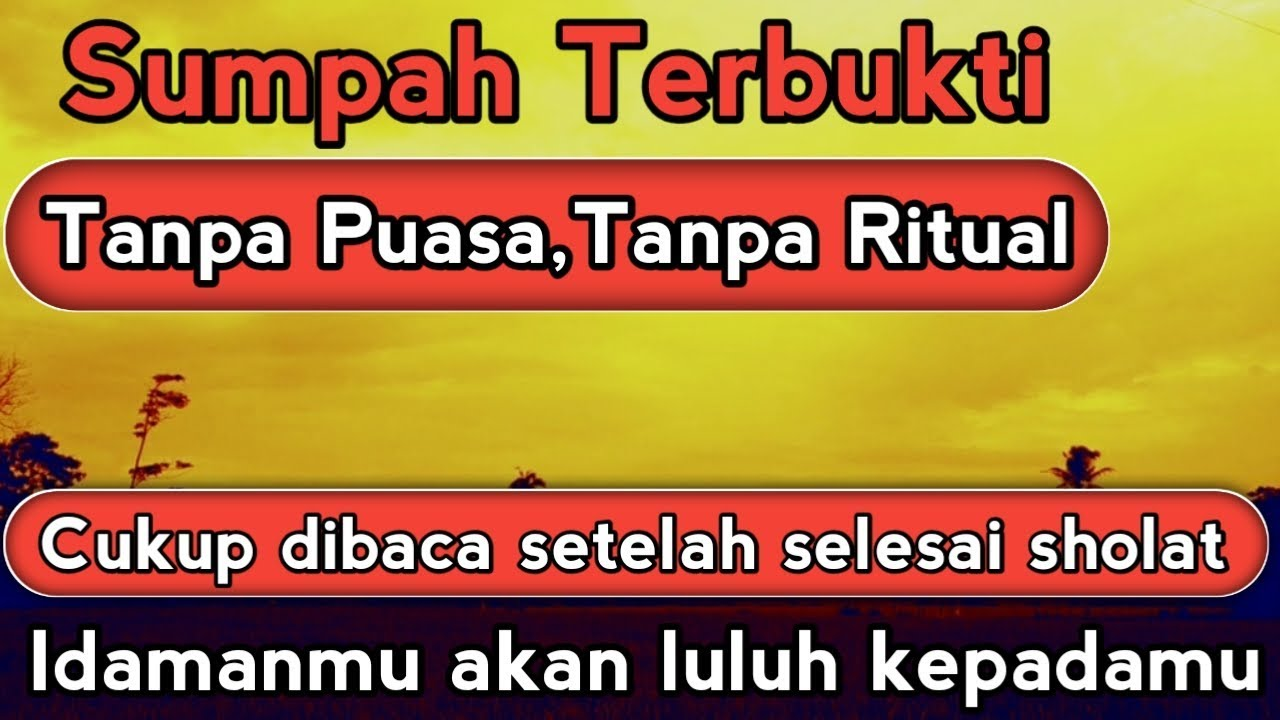 Amalkan doa ini, ilmu doa meluluhkan hati wanita ~ ilmu ...
