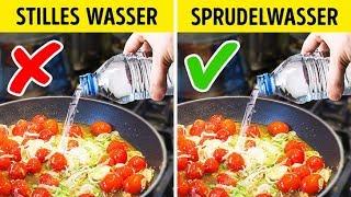 11 Lifehacks, um beim Kochen Zeit zu sparen