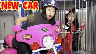 Pretend Play Police NEW POLICE Power Wheels Ride On Car