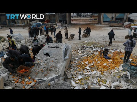 The War in Syria: Idlib residents are skeptical about peace talks