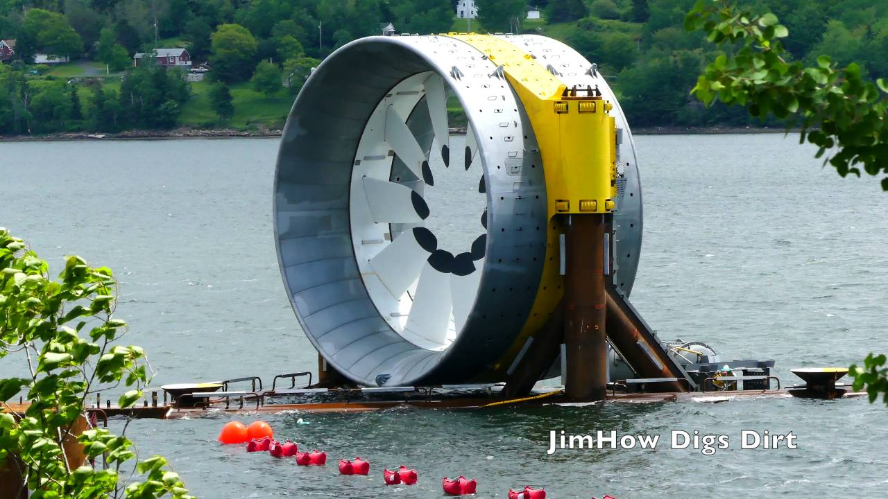 an environmental report about the tidal power in the bay of fundy in nova scotia In the bay of fundy, atlantic sturgeon from endangered and threatened   passage, nova scotia, canada, a region of future tidal energy extraction   offshore energy and environmental research, and fundy ocean research   assessment of tidal current energy in the minas passage, bay of fundy.