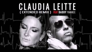 Claudia Leitte  Feat. Daddy Yankee Corazón - Extended MIX